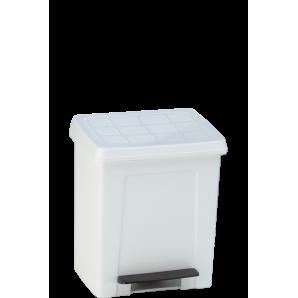 Cubo sanitario con pedal 8 L