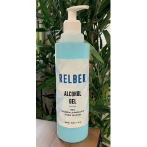 Gel hidroalcohólico - Botella dosificador 500ml