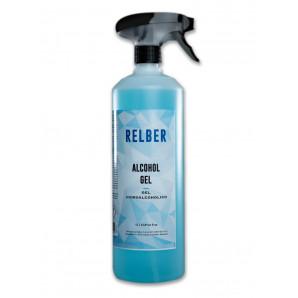 Gel hidroalcohólico - Botella 1L