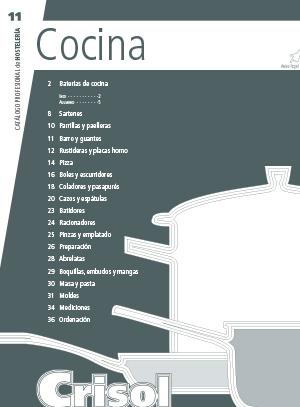 Ver Catalogo Cocina 11