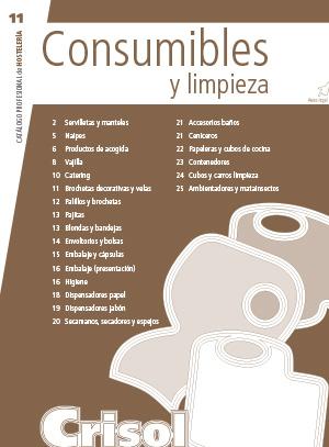 Ver Catalogo Consumibles y Limpieza 11