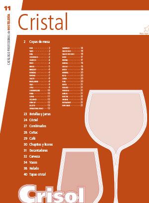 Ver Catalogo Cristal 11